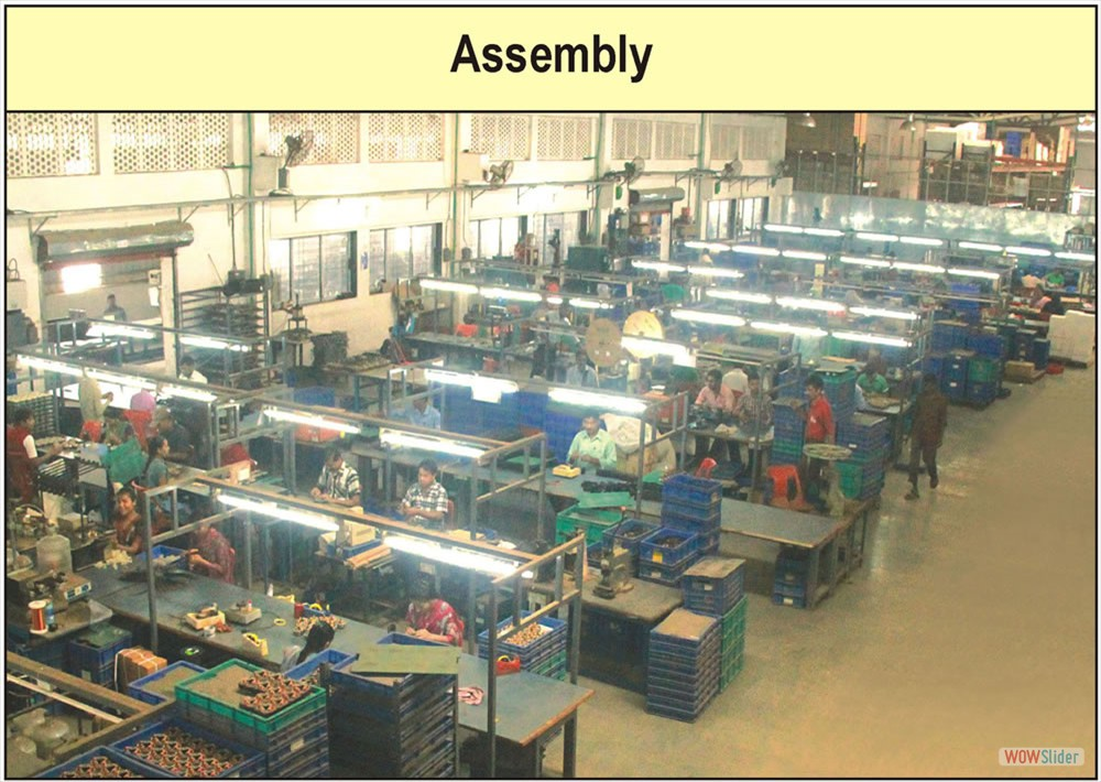 Assembly Factory Photograph