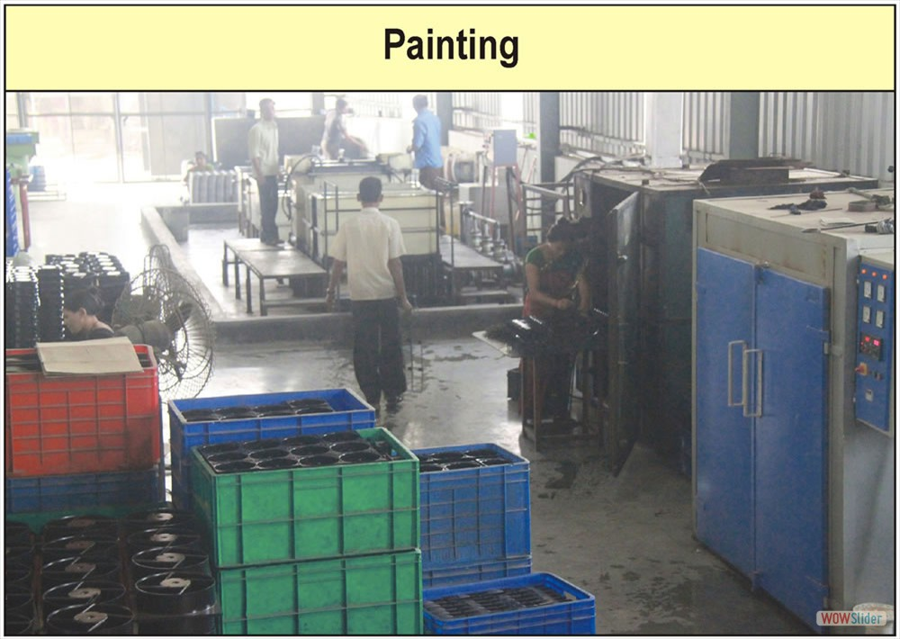 Painting Factory Photograph
