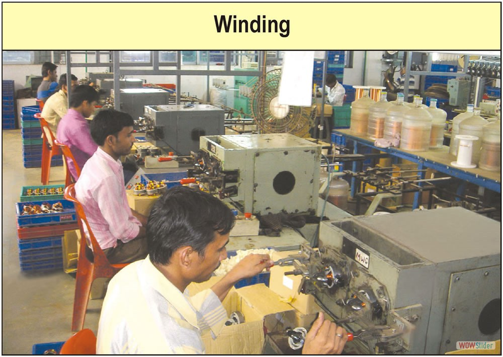 Winding Factory Photograph